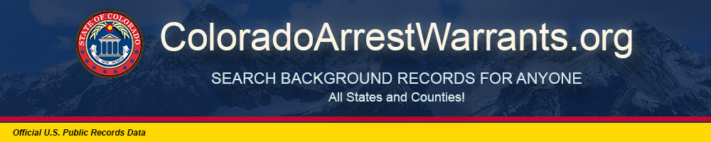 ColoradoArrestWarrants org | Colorado Arrest Warrants
